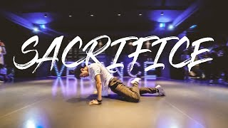 SACRIFICE - Black Atlass / Bongyoung Park Choreography / Dance