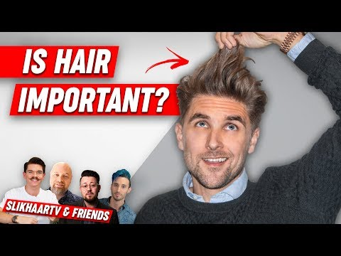 WHY Care About HAIR? | SlikhaarTV & Friends | Episode 3