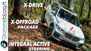 BMW X5 2019 - OFF ROAD Test drive