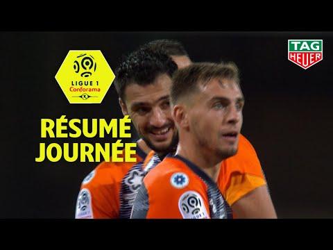 Résumé 12ème journée - Ligue 1 Conforama / 2018-19