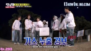 vuclip [ENG SUB] Ji Suk Jin Gets Too Excited Funny Moment