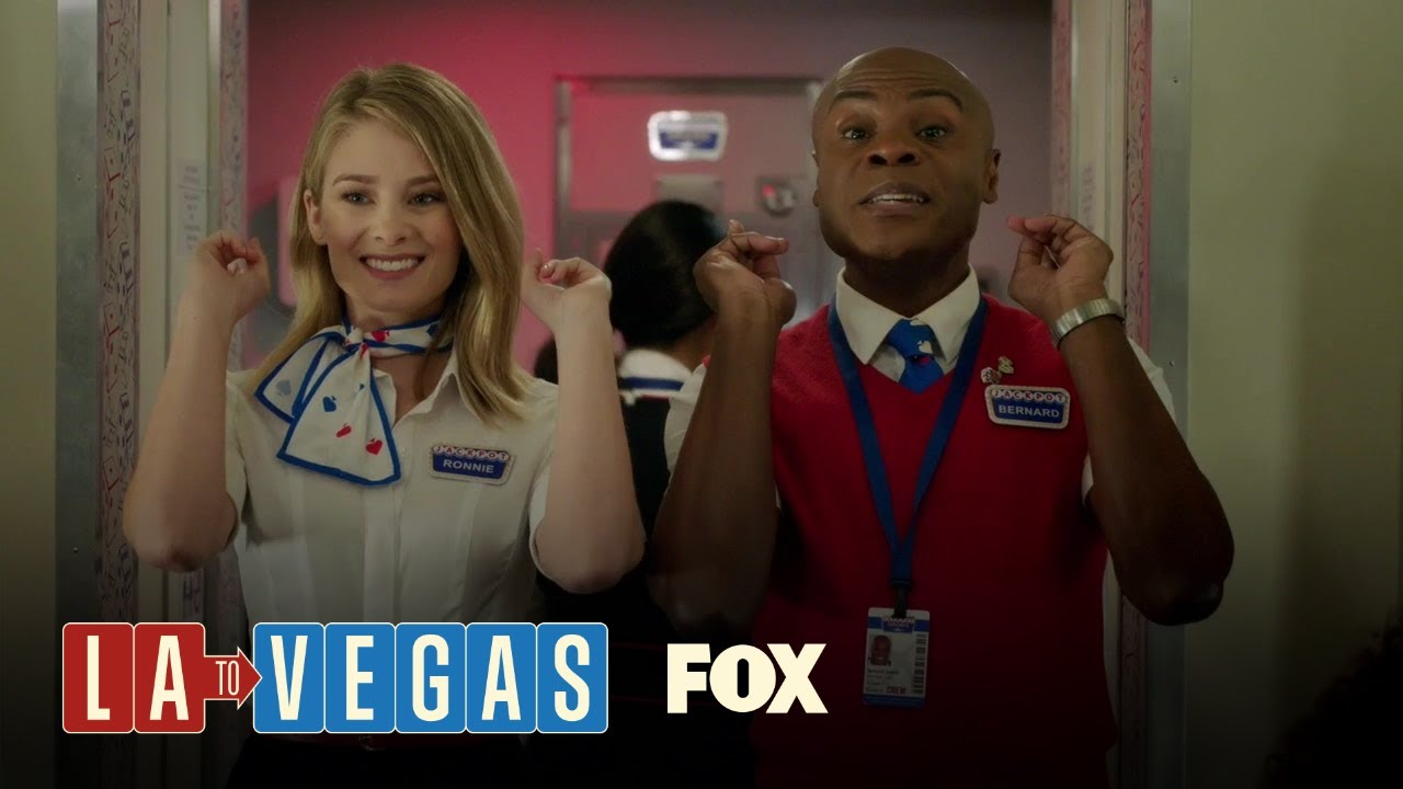 2018 LA To Vegas Games | Season 1