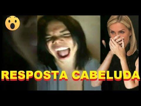 BOMBA! Socialite dá resposta cabeluda ao recado de Ana Rickmann Veja!