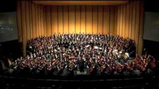 2013 tmea combined all state mixed choir symphonic band and symphony orchestra