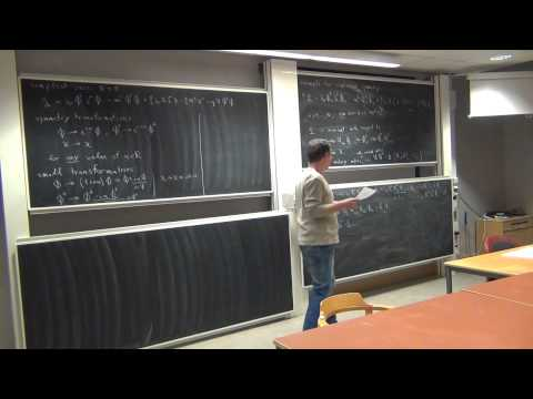 Lecture 5 - Hadron and Quark Physics