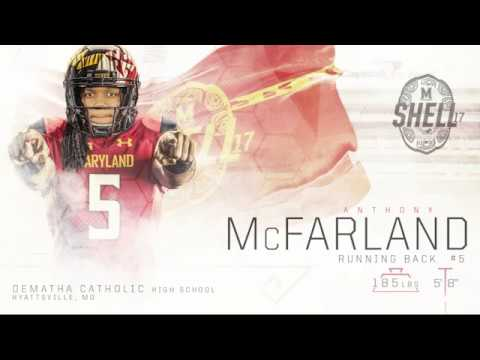 Anthony Mcfarland Highlights
