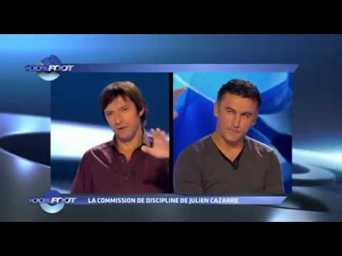 100% Foot - M6 - La commission de discipline - Julien Cazarre - Christophe Galtier