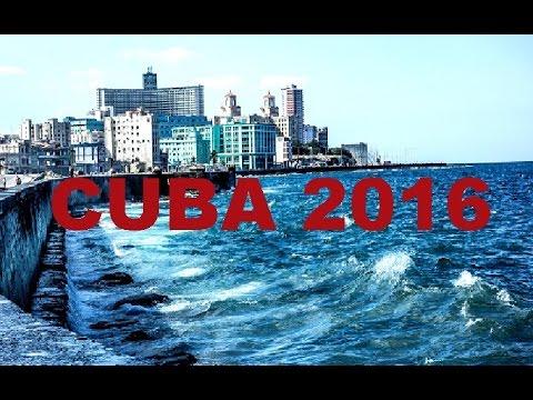 Cuba Holiday 2016
