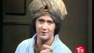 Andy Kaufman on Letterman Part 2