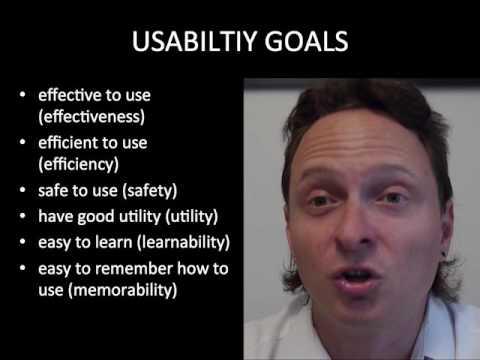 Interaction Design Principles: Introduction