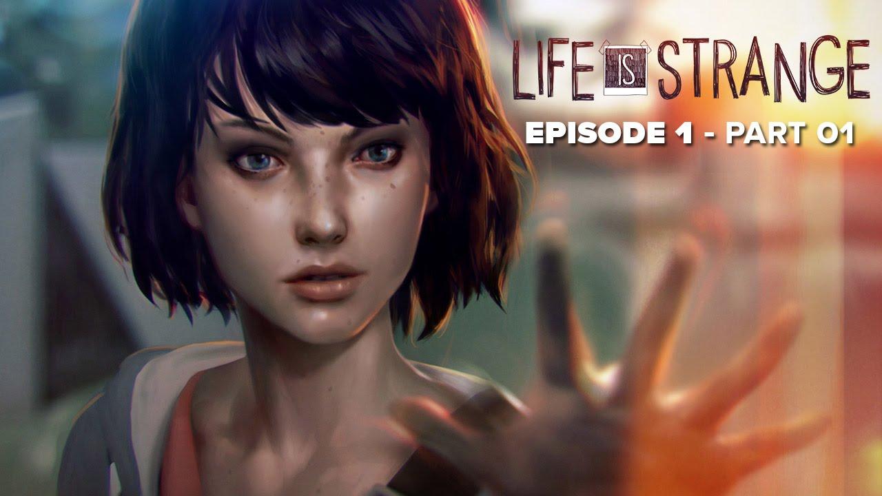Life is Strange: Episode 1 - Part 1