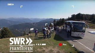 видео Автобусы в Андорру