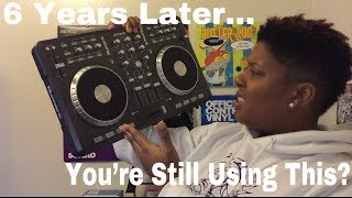 WHY AM I STILL USING A 7 YEAR OLD CONTROLLER? | Mixtrack Pro Review | #LiXxerExperience TV