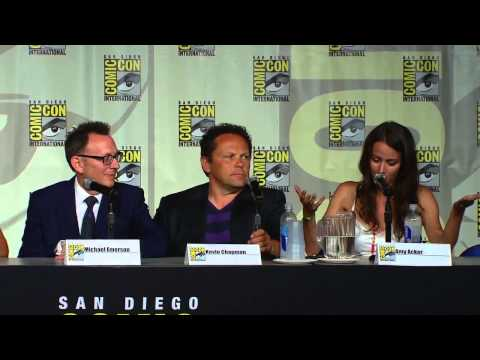 Person of Interest Panel at SDCC 2015