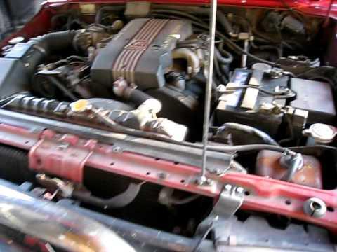 Mitsubishi Pajero 35 V6  YouTube