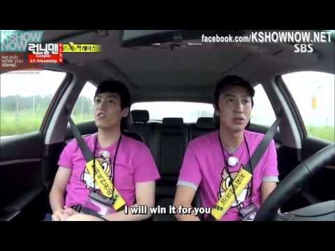[ENG SUB] KwangPark Couple (Kwang Soo x John Park) - RM Cut