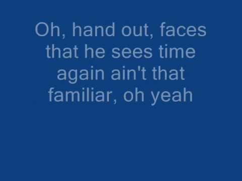Pearl Jam - Even Flow Lyrics