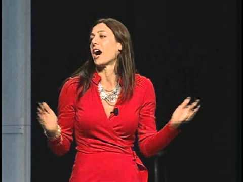 Jessica Herrin at the 2010 Mass Conference for Women