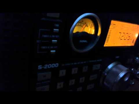 Sudan Radio 04 UTC on 7205 Khz 17 December 2015