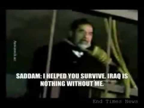 Life and Death of CIA Asset Saddam Hussein