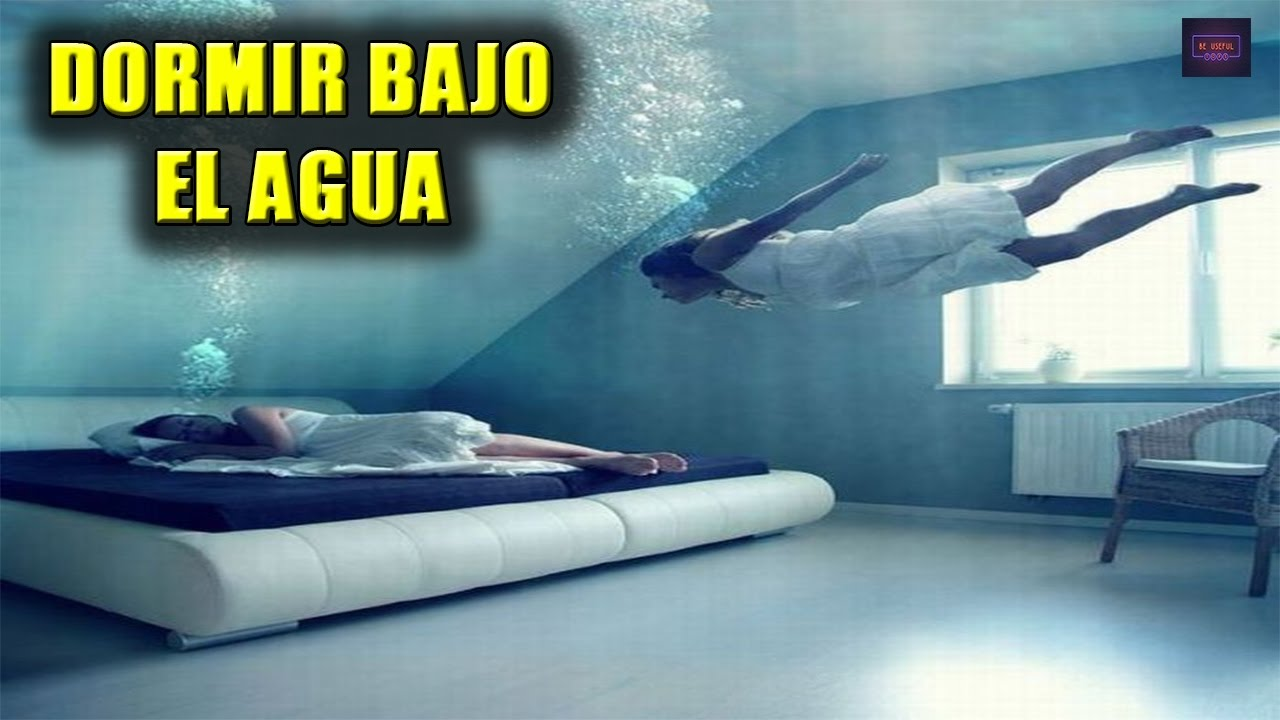 10 hoteles en los que puedes dormir bajo el agua youtube for El hotel que esta debajo del agua