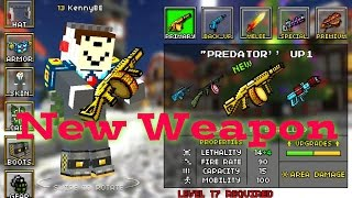 "Pixel Gun 3D: Weapon Review ""Predator"""