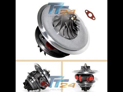 Toyota Avensis как я отремонтировал турбину. Turbolader Reparatur