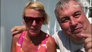 Joachim Mirkes unterwegs - Heute: Quatschen mit Mirja Boes - regiotv