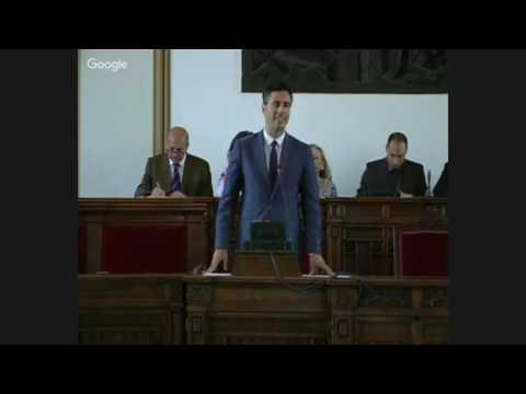 Consiglio comunale Reggio Calabria 14 giugno 2016