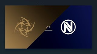 CS:GO: NiP vs. EnVy [Train] Map 1- EU Final Day - ESL Pro League Season 6