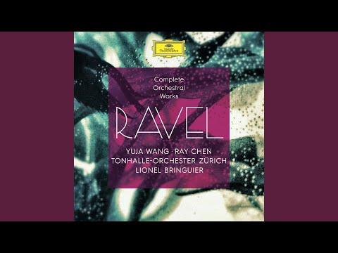 Ravel: Valses Nobles Et Sentimentales, M.61 - 5. Presque Lent - Dans Un Sentiment Intime (Live)
