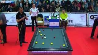 TN7 2012-2013 Bretagne Blackball Thorigne-Fouillard - Christophe Thébeault vs Jonathan Dryglas