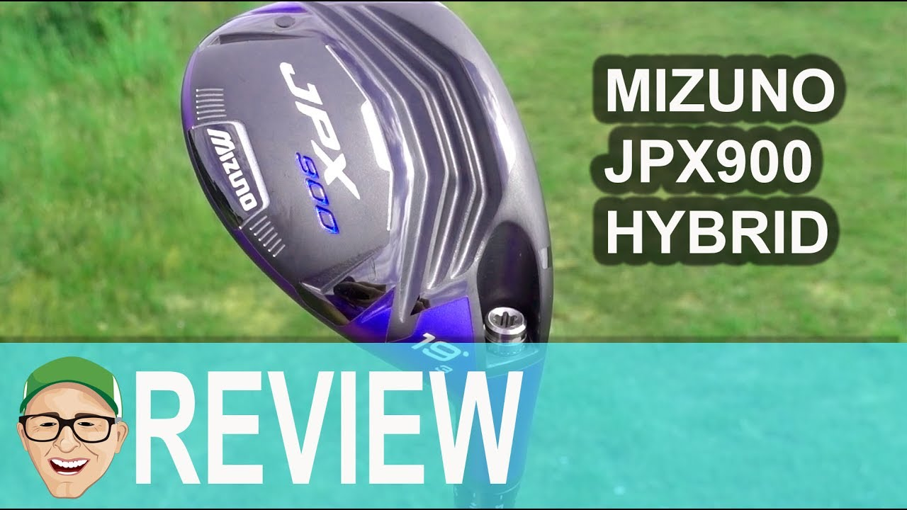 mizuno jpx 900 hybrid settings