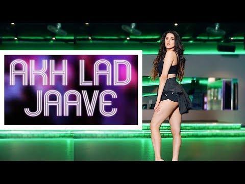 Akh Lad Jaave | Loveyatri | BOLLYWOOD DANCE VIDEO