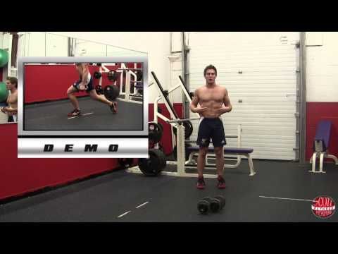 How To: Dumbbell Reverse Lunge