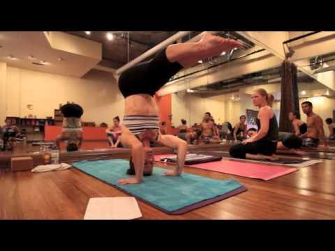 yoga tips with christina sell  tripod headstand bakasana
