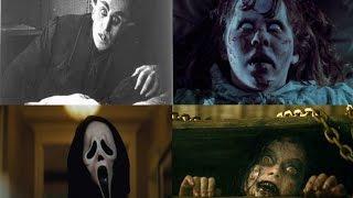 Le Cinéma D'Horreur. Horror Movies. De Caligari à Annabelle.