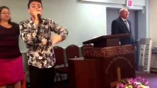 Iglesia Esmirna - Yo Me Opongo - Evangelista Nelson Alonso (Pt.2)