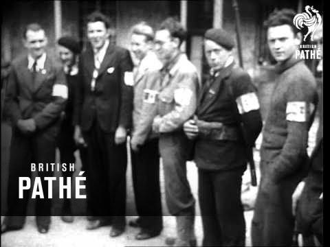 Scenes In French Village (1944)