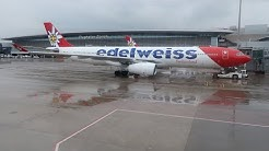 Business Class in holiday style: Edelweiss Air, A330-300, Zurich to Punta Cana
