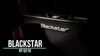 """Blackstar® Amplificador Guitarra Combo HT-5210 5W 2x10"""" video"""