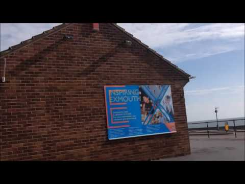 Exmouth Seafront attractions closed