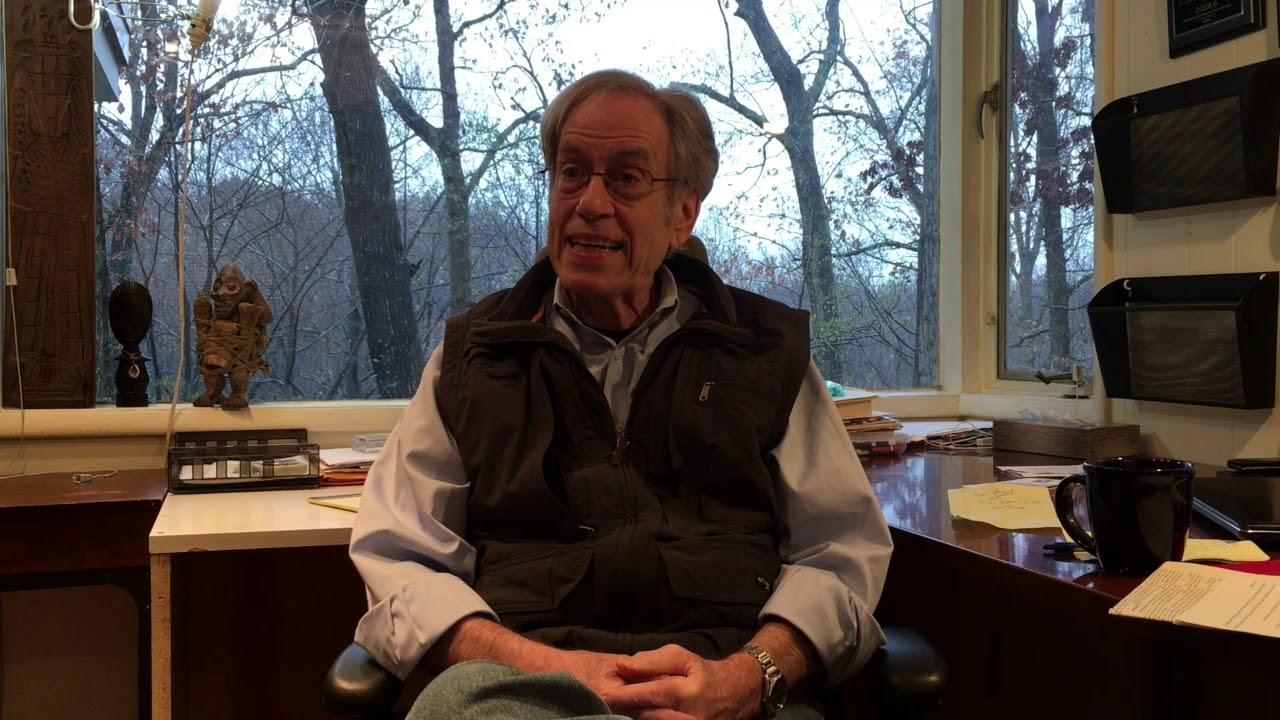 Julian Bond Oral History Project: Larry Rubin
