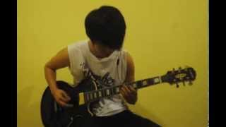 Escape The Fate - This War Is Ours (Guitar Cover by Han)