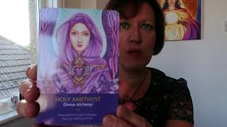 October 2017 - Archangel Metatron - Let Love Lead the Way