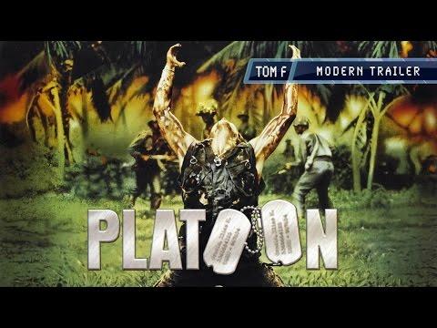 Trailer do filme Platoon