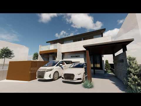 リアルなパース建築動画を、リーズナブルで提供します マイホームの完成予想、人の目を引くプレゼン提案にも!
