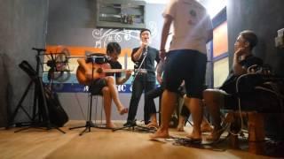 Guitar cover - cỏ và mưa Lê Quang Khánh