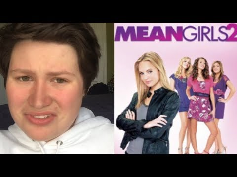 IF I WAS IN MEAN GIRLS 2!