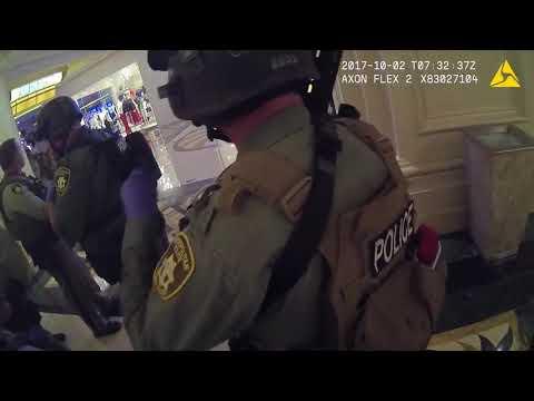 #VegasShooting Batch 24 Body Cam Video #396